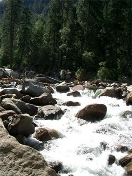 Irrelevant Image: Yosemite Rapids